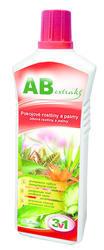 AB extrakt 3v1 pro pokojové rostliny 0,5 l