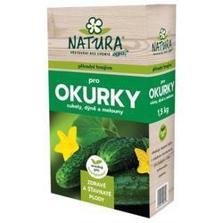 Novinka!NATURA Přírodní hnojivo pro okurky, cukety a dýně 1,5 kg