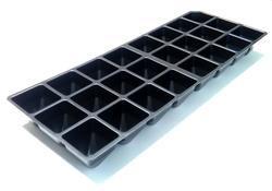 Deska sadbová 24 buněk pro minipařeniště