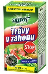 AGRO Trávy v záhonu 50 ml