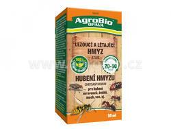 Agrobio ATAK Hubení hmyzu Chrysanthemum 50ml