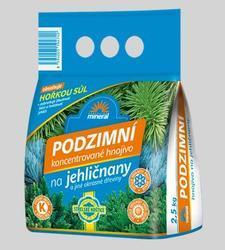 FORESTINA Podzimní hnojivo pro jehličnany pytel 2,5 kg