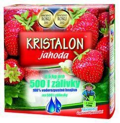 AGRO KRISTALON Jahoda 0,5 kg - 1