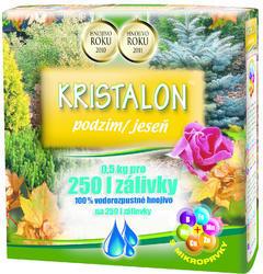 AGRO KRISTALON Podzim 0,5 kg