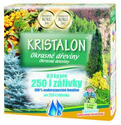 AGRO KRISTALON Pro okrasné dřeviny 0,5 kg