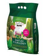 Rašelina soběslav -Substrát pro kaktusy a sukulenty 5 l