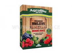 AgroBio TRUMF drobné ovoce organické hnojivo 1 kg - 1