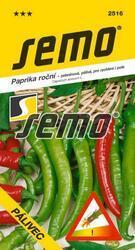 Chilli semínka PALIVEC - zelená středně pálivá