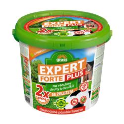 FORESTINA trávníkové hnojivo EXPERT PLUS FORTE - kbelík 10 kg