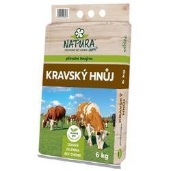 AGRO NATURA Kravský hnůj 6 kg