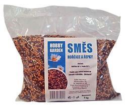 HOBBY GARDEN Směs hořčice a řepky 1000 g