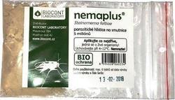Nemaplus na SMUTNICE - parazitické hlístice proti SMUTNICÍM