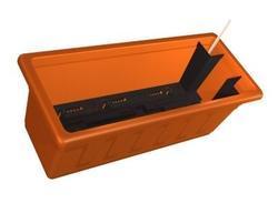 Samozavlažovací truhlík GARDEN FLOR terakota 80cm - pouze odběr na prodejně