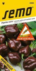 Chilli semínka HABANERO CHOCOLATE 15ks velmi silně pálivá