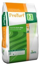 PRO TURF Letní trávníkové hnojivo 15-05-15+2,4MgO+2,4CaO 2M 25 kg