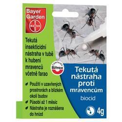 BG Tekutá nástraha (gel) proti mravencům 4 g