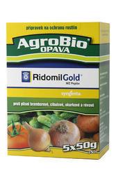 AgroBio RIDOMIL GOLD MZ PEPITE 5x50 g
