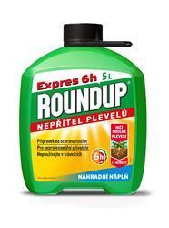 Roundup Expres 6h 5l - náhradní náplň premix