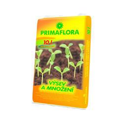 PRIMAFLORA Substrát pro výsev a množení 10 l
