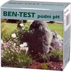 BEN-TEST Půdní test pH