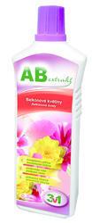 AGRO AB extrakt 3 v 1 pro balkónové aj. kvetoucí rostliny 0,5 l