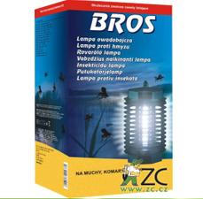 Bros- lampa proti hmyzu
