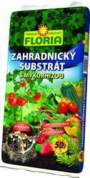 FLORIA Zahradnický substrát s mykorhizou 50 l