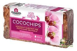 ROSTETO Cocochips - kokosový substrát pro orchideje 500 g