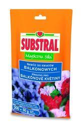 SUBSTRAL Krystalické hnojivo pro balkónové rostliny 250g