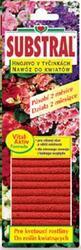 SUBSTRAL Tyčinky pro kvetoucí rostliny 30 ks