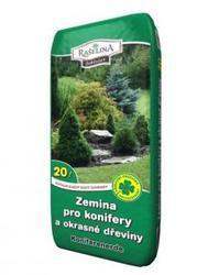 Zemina pro konifery a okrasné dřeviny 20 l
