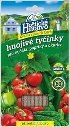FORESTINA Hoštické tyčinkové hnojivo pro rajčata, papriky a okurky 20ks