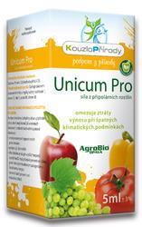 AgroBio KOUZLO PŘÍRODY Unicum Pro 5 ml Síla z připolárních rostlin