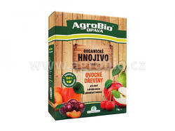 AgroBio TRUMF Ovocné dřeviny organické hnojivo 1 kg
