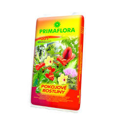 PRIMAFLORA Substrát pro pokojové rostliny 20 l   - 1