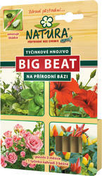 AGRO NATURA Big Beat Tyčinkové hnojivo 12ks