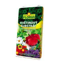 FLORIA Květinový substrát 50 l - DOPRODEJ