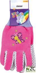 Dětské rukavice Stocker motýl - 1
