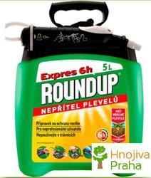 ROUNDUP Expres 6h 5 l PUMP & GO - 1