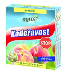 AGRO Kadeřavost STOP  1x20g +  1x10g Champion a WG Thiram Gr.
