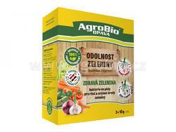Novinka! Agrobio ZDRAVÁ zelenina - odolnost zeleniny