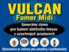 Dýmovnice VULCAN FUMER MIDI 4ks  - 2/4