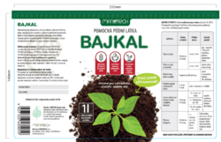 BAJKAL Manetech mikrobiální přípravek 1 l  - 2