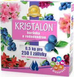 AGRO KRISTALON Borůvky a rododendrony 0,5 kg - 2