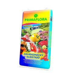 PRIMAFLORA Zahradnický substrát 20 l  - 2