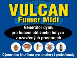 Dýmovnice VULCAN FUMER MIDI 4ks  - 3